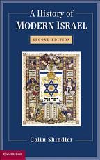 A History of Modern Israel PDF