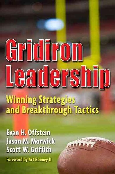 Download Gridiron Leadership Book