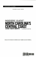 North Carolina s Central Coast PDF