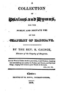 A Collection of Psalms and Hymns  for the Public and Private Use of the Chapelry of Hargrave PDF