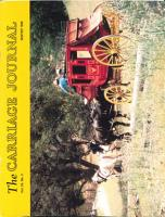 The Carriage Journal PDF