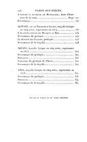 Œuvres choisies de Quinault: précédées d'une nouvelle notice sur sa vie et ses ouvrages, Volume1