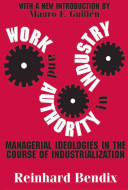 Work and Authority in Industry PDF