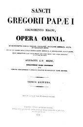 Opera omnia: Volume 5