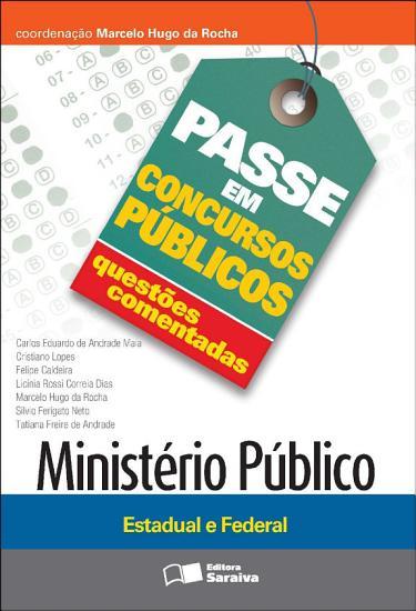 PASSE EM CONCURSOS P  BLICOS   QUEST  ES COMENTADAS   MINIST  RIO P  BLICO PDF