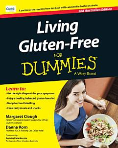 Living Gluten Free For Dummies   Australia Book
