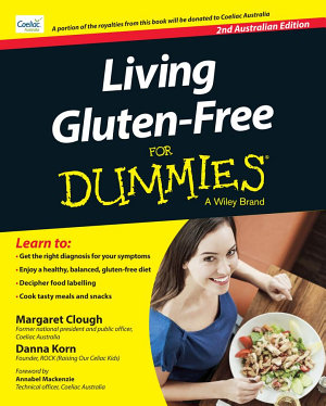 Living Gluten Free For Dummies   Australia
