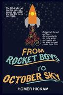 From Rocket Boys to October Sky