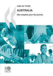 Jobs for Youth/Des emplois pour les jeunes Jobs for Youth/Des emplois pour les jeunes: Australia 2009