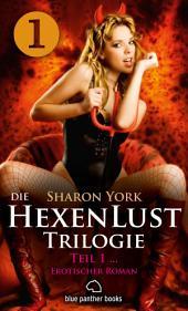 Die HexenLust Trilogie   Band 1   Erotischer Roman: Die Hexen beschützen die Menschheit vor Vampiren, Dämonen & Magiern ...