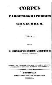 Corpus Paroemiographorum Graecorum