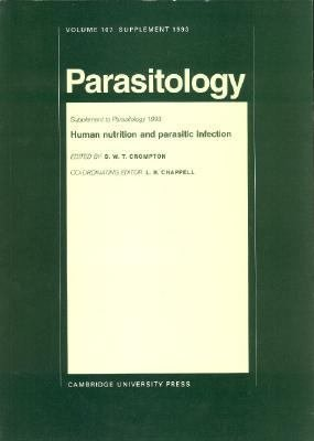 Human Nutrition and Parasitic Infection  Volume 107  Parasitology Supplement 1993 PDF