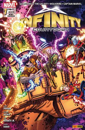 Infinity Countdown   Die Steine der Macht PDF