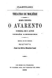 Theatro de Molière: Volume 4