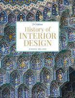 History of Interior Design PDF