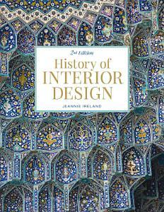 History of Interior Design Book