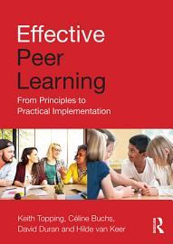 Effective Peer Learning PDF