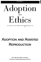 Adoption and Assisted Reproduction PDF