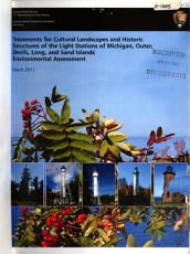 Treatments for Cultural Landscapes and Historic Structures of the Light Stations of Michigan  Outer  Devils  Long and Sand Islands PDF