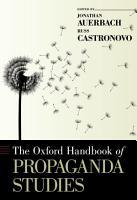 The Oxford Handbook of Propaganda Studies PDF