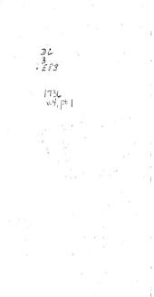 L'État de la France: ou l'on voit tous les princes, ducs et pairs, marêchaux de France, et autres officiers de la couronne ..., Volume4,Partie1