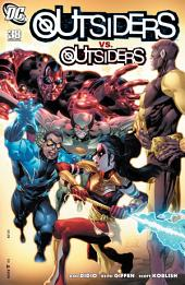 The Outsiders (2007-) #38