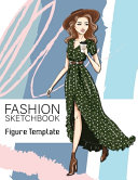 Fashion Sketchbook Figure Template PDF