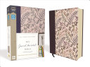 NIV  Journal the Word Bible  Cloth Over Board  Pink Floral PDF