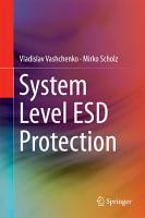 System Level ESD Protection PDF