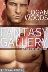 Fantasy Gallery - A Sexy Short Story from Steam Books
