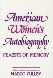 American Women S Autobiography Book PDF