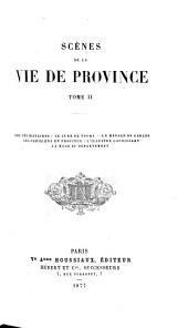 Œuvres complètes de H. de Balzac: Volume6