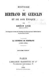 Histoire de Betrand Du Guesclin et de son époque