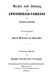 Archiv Der Pharmazie: Chemistry in Life Sciences, Volume 40