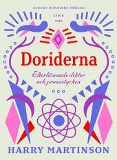 Doriderna: Efterlämnade dikter och prosastycken