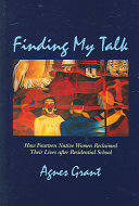 Download Finding My Talk Book