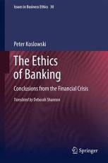 The Ethics of Banking PDF
