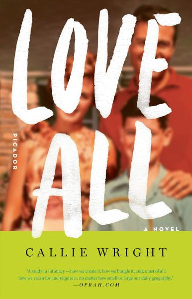 Download Love All Book
