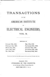 Transactions of the American Institute of Electrical Engineers
