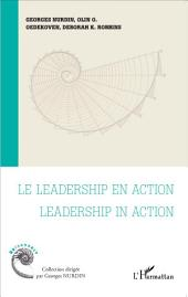 Le leadership en action Leadership in action