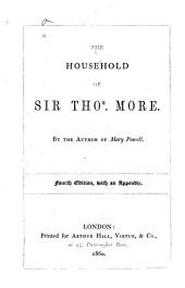 The household of Sir Thos. More