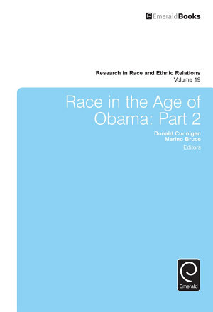 Race in the Age of Obama