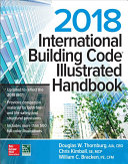2018 International Building Code Illustrated Handbook Book