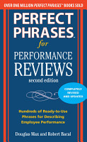 Perfect Phrases for Performance Reviews 2 E PDF