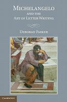 Michelangelo and the Art of Letter Writing PDF