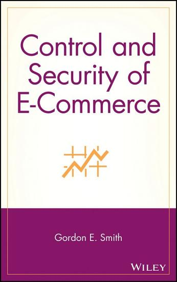 Control and Security of E Commerce PDF