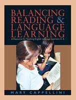 Balancing Reading   Language Learning PDF