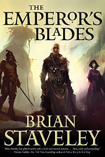 The Emperor s Blades Book