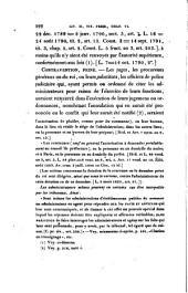 Droit public et administratif francais: ou analyse et resultat des dispositions legislatives et réglementaires ...