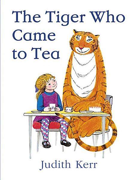 Download The Tiger Who Came to Tea  Read aloud by Geraldine McEwan  Book